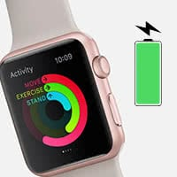 Check iPhone Battery Percentage on Apple Watch