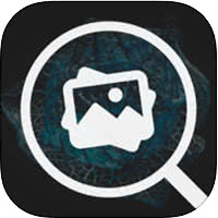 The icon of the app to do reverse Google image search on iPhone