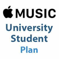 Apple Music For Students Only USD 4.99 Per Month